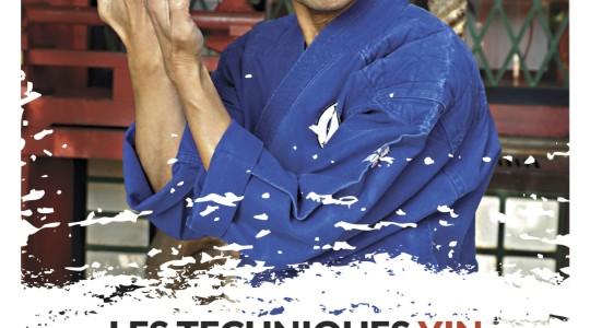 NEW BOOK !!! YOSHINAO NANBU Les Techniques Yin