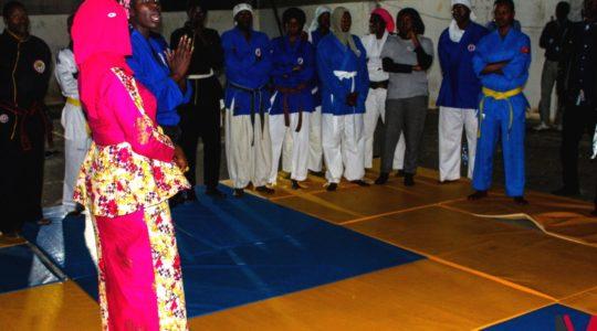 Le 8 Mars le Do Nanbudo Dakar a célébré la Journée de la Femme