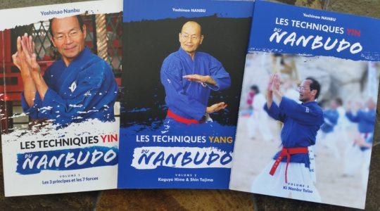 Doshu Soke Yoshinao Nanbu et le Nanbudo Kaïkan