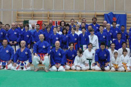 Firenze 14-15 Septembre 2019 Doshu Soké Yoshinao Nanbu